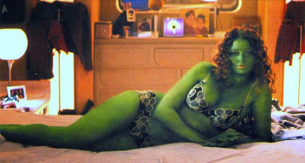 STAR TREK'S ORION GREEN SLAVE