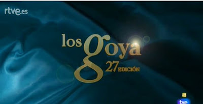 27ª edición de los Premios Goya