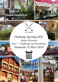 Compétition Sporting Grill Casino Hossegor