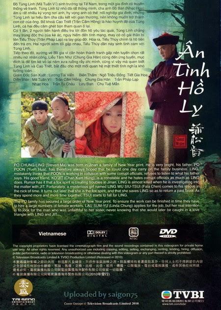 Ân Tình Hồ Ly (2010) - 25/25 Tập - USLT