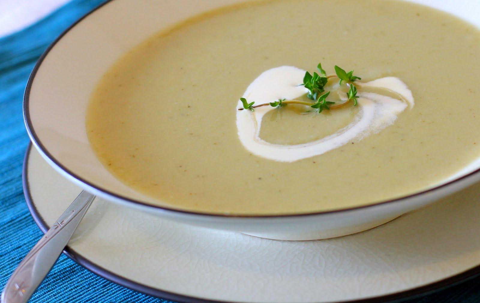 Artichoke Soup Recipes — Dishmaps