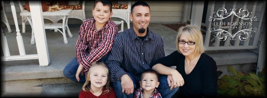Swartzentruber Family