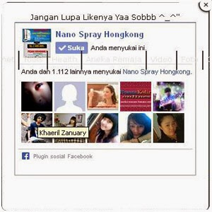 Cara, Memasang, Like, Facebook, Dan, Twitter, Follow, Button, Melayang, Di, Blog