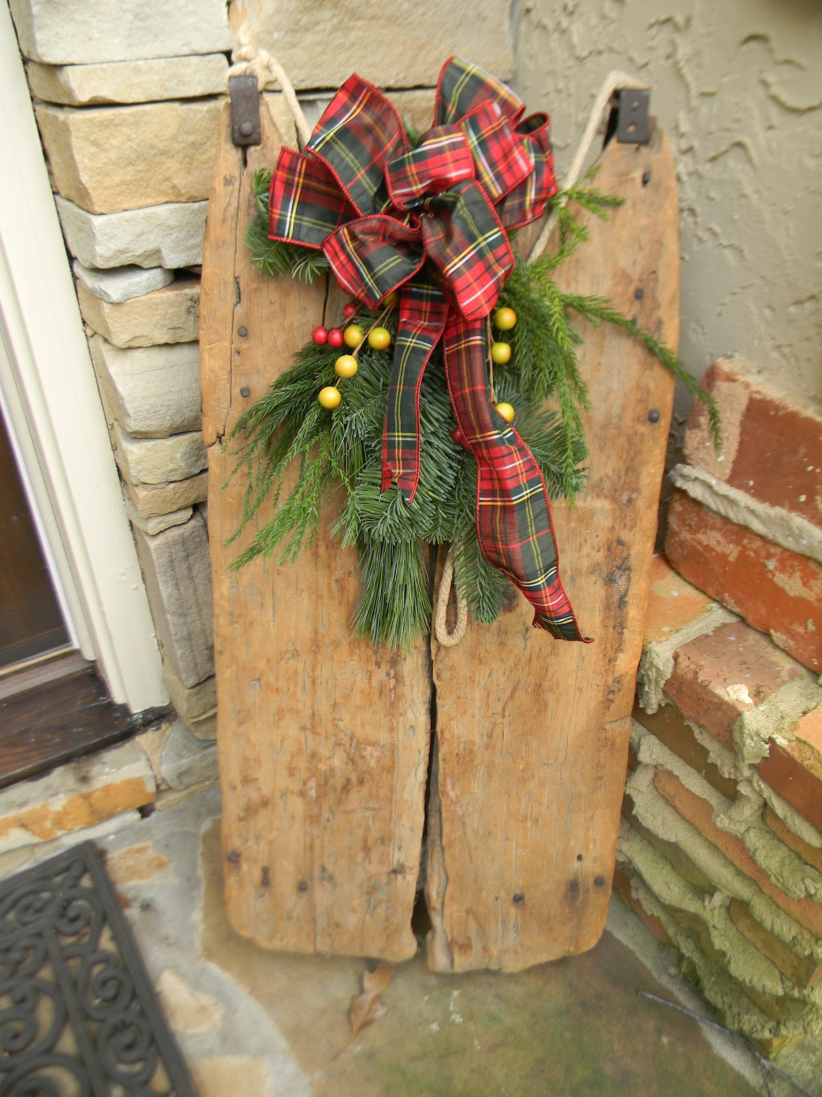 A Toile Tale Front Door Retrospective