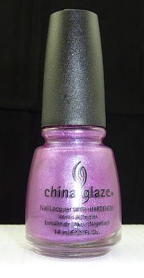 China Glaze Anklets of Amethyst