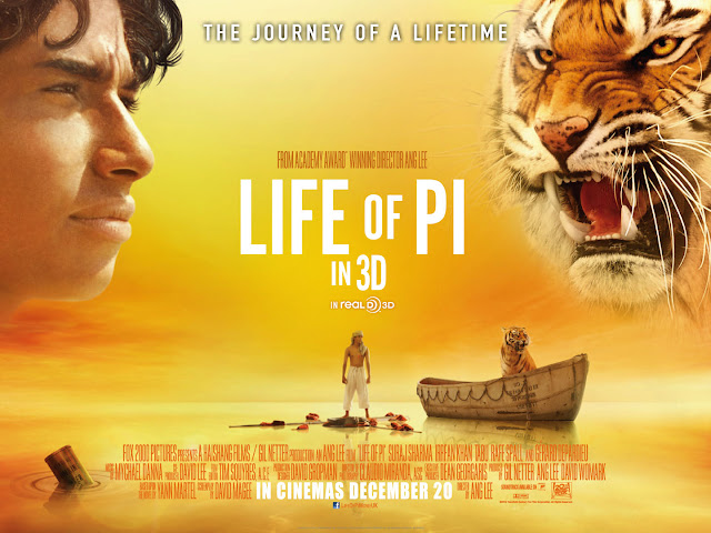 Film vs. Book: Life of Pi: Book vs Film
