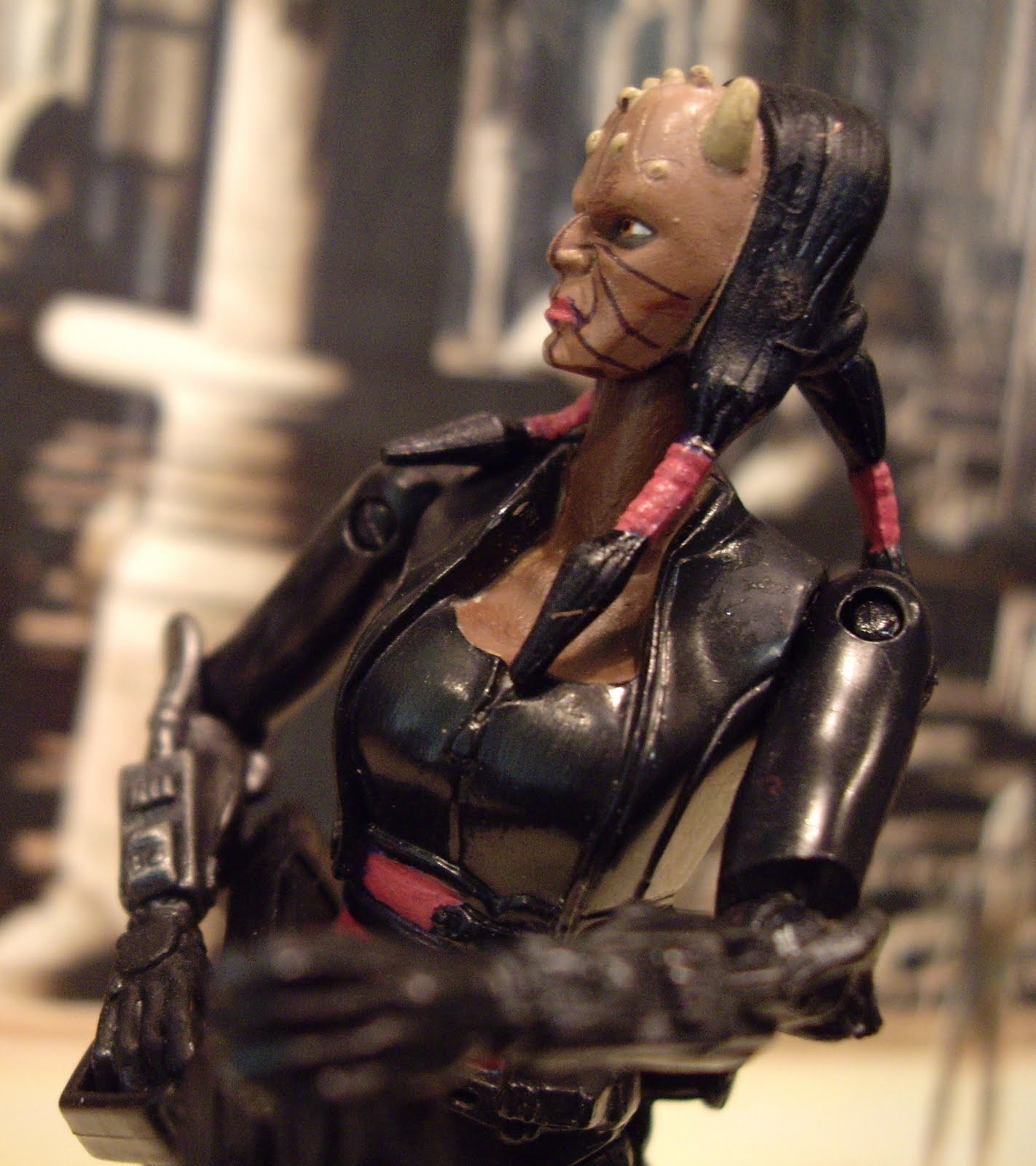 Zabrak Star Wars: Customs for...