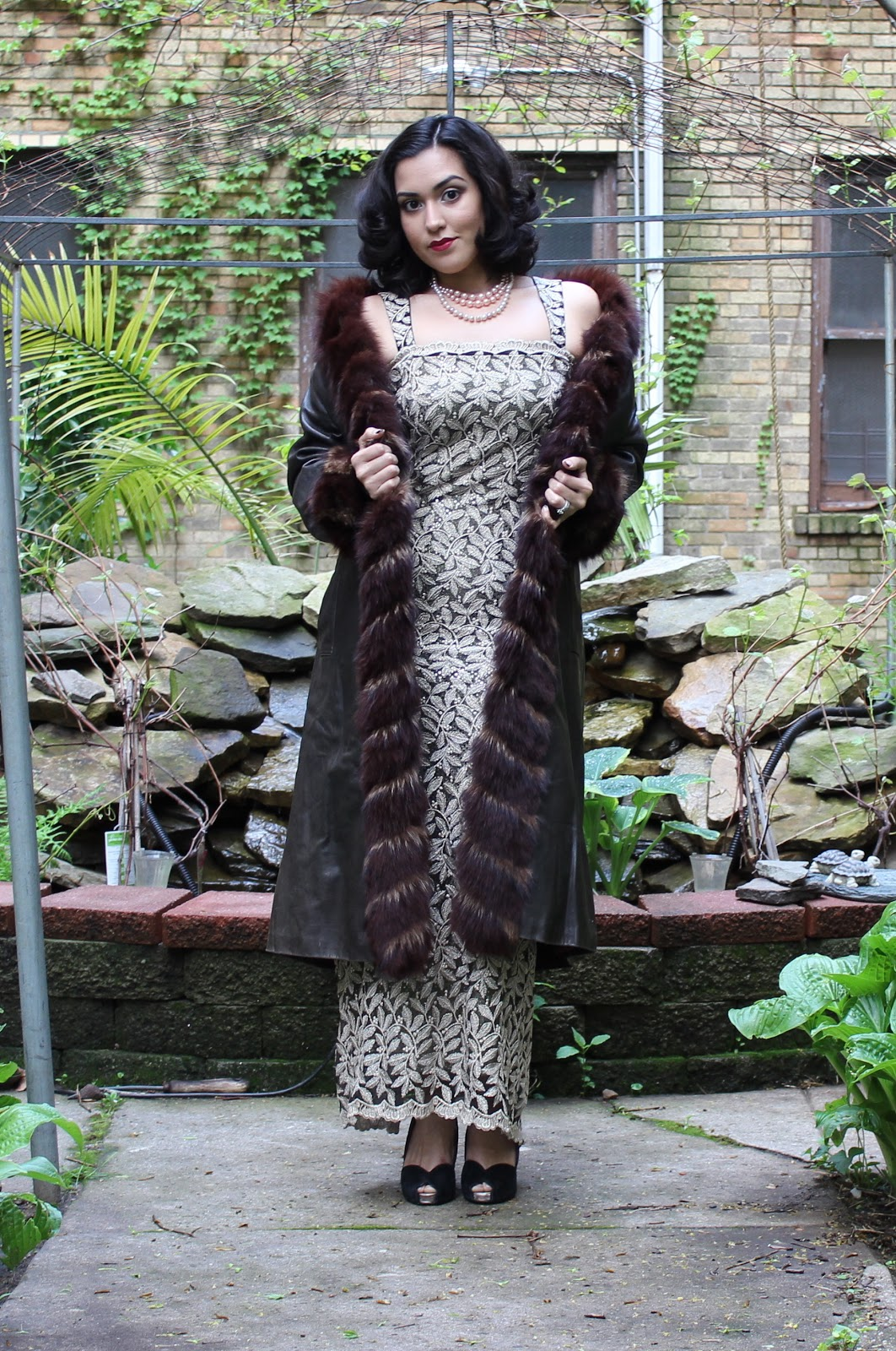 Ootd The Great Gatsby 1920s Look