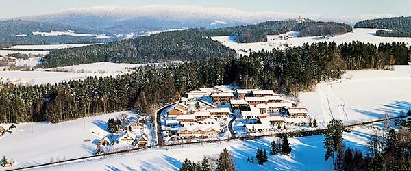 Winterurlaub Bayerischer Wald im Country Partner Hotelresort Reutmühle