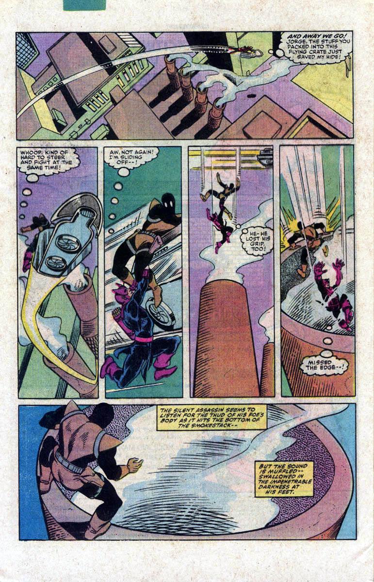Hawkeye (1983) Issue #2 #2 - English 23