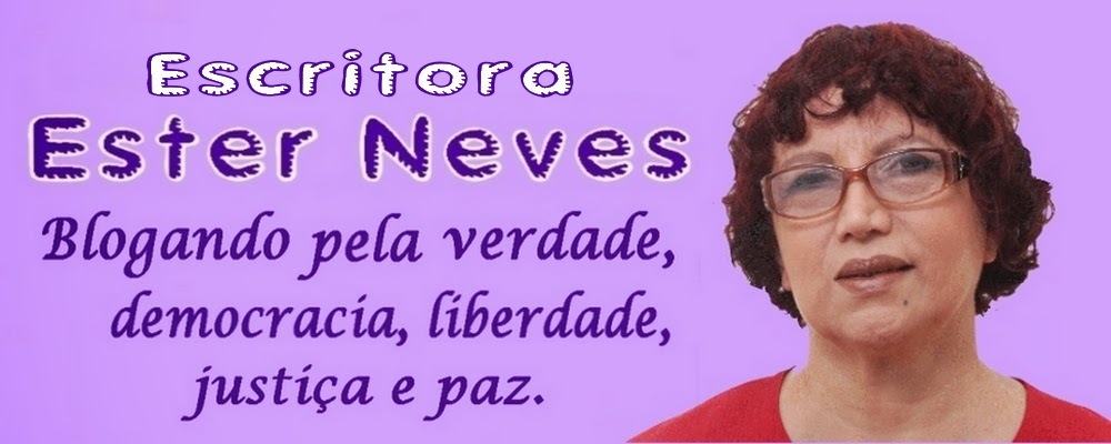 Blog da Escritora Ester Neves