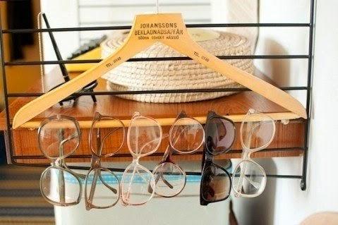 tips menyimpan kacamata