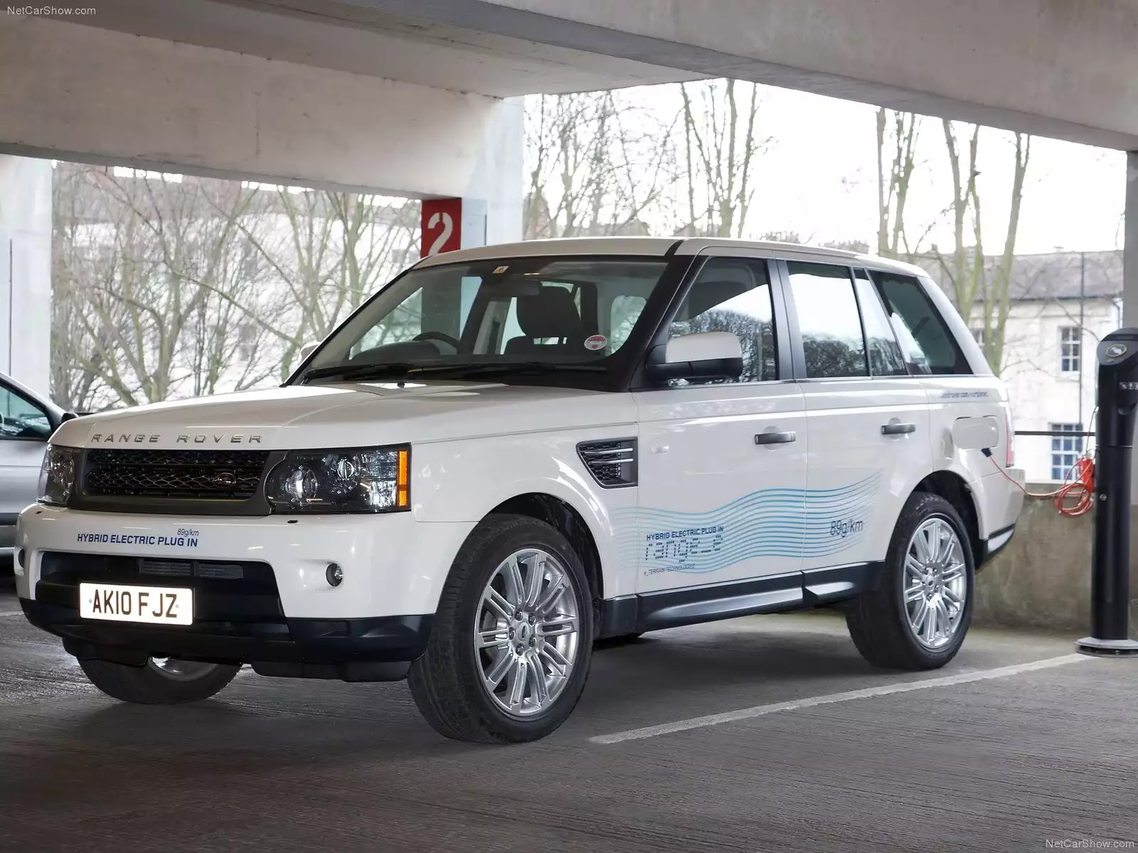 Hình ảnh xe ô tô Land Rover Range e Concept 2011 & nội ngoại thất