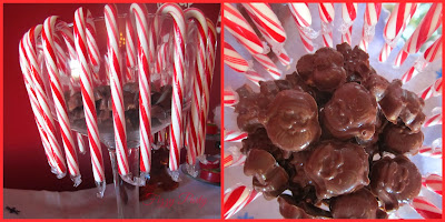 Elf Party, Fizzy Party, Christmas Party, Homemade Chocolates