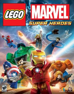 Lego Marvel Super Heroes - Warner Bros. Games Action Adventure in a Lego in Cross-Platform