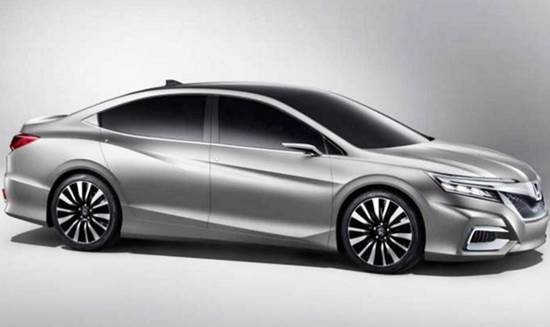 2018 Honda Accord Coupe Exterior Design