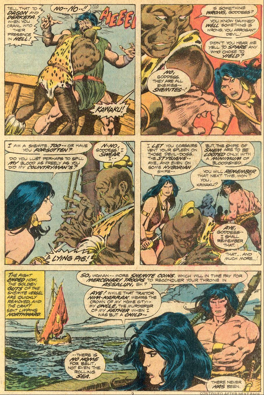Conan the Barbarian (1970) Issue #72 #84 - English 4