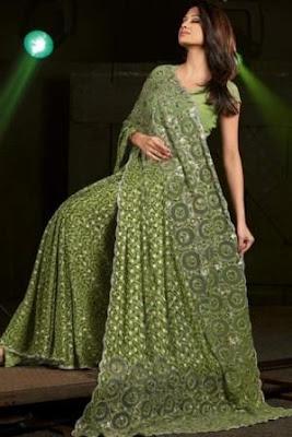aarika Cotton Printed Sarees