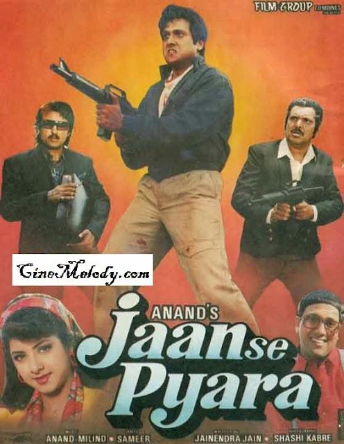 Jaan Se Pyaara  1992