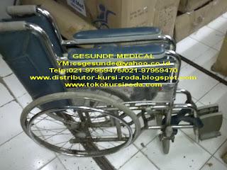kursi roda bekas sella kursi roda sella bekas