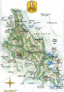 Tour in moto nel Parco Nazionale d'Abruzzo