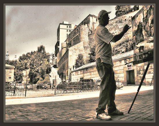 SEGOVIA-ARTE-HISTORIA-PINTURA-CATEDRAL-PAISAJES-FOTOS-PINTOR-ERNEST DESCALS-