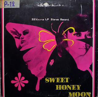 Sweet honey moon erotic malay funk lp
