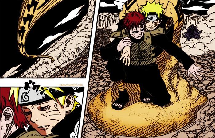 2014 Naruto Half Dead