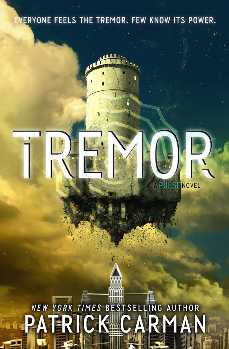 Tremor by Patrick Carman