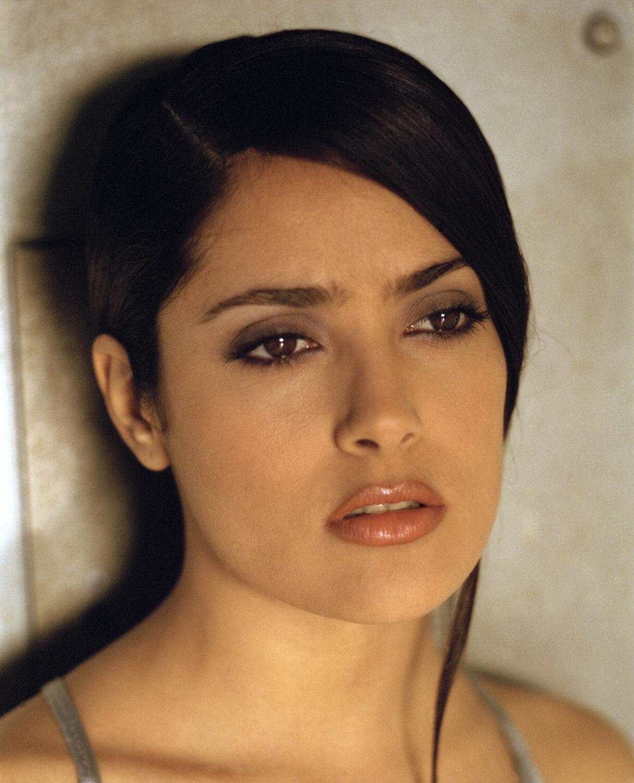 Salma hayek blowjob