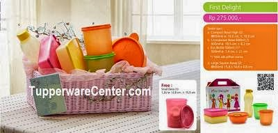 First Delight, Tupperware Indonesia