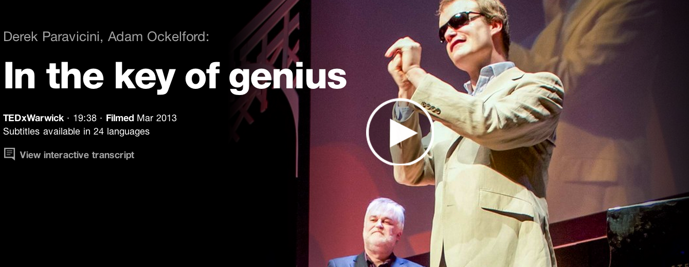 7 Great TED Talks on Autism Teachers Should Not Miss