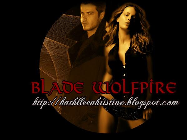 Jason Blade [ Blade Wolfpire] e Dimitri Wolf [ A Maldição dos Wolf ] !  Qual seu Preferido?