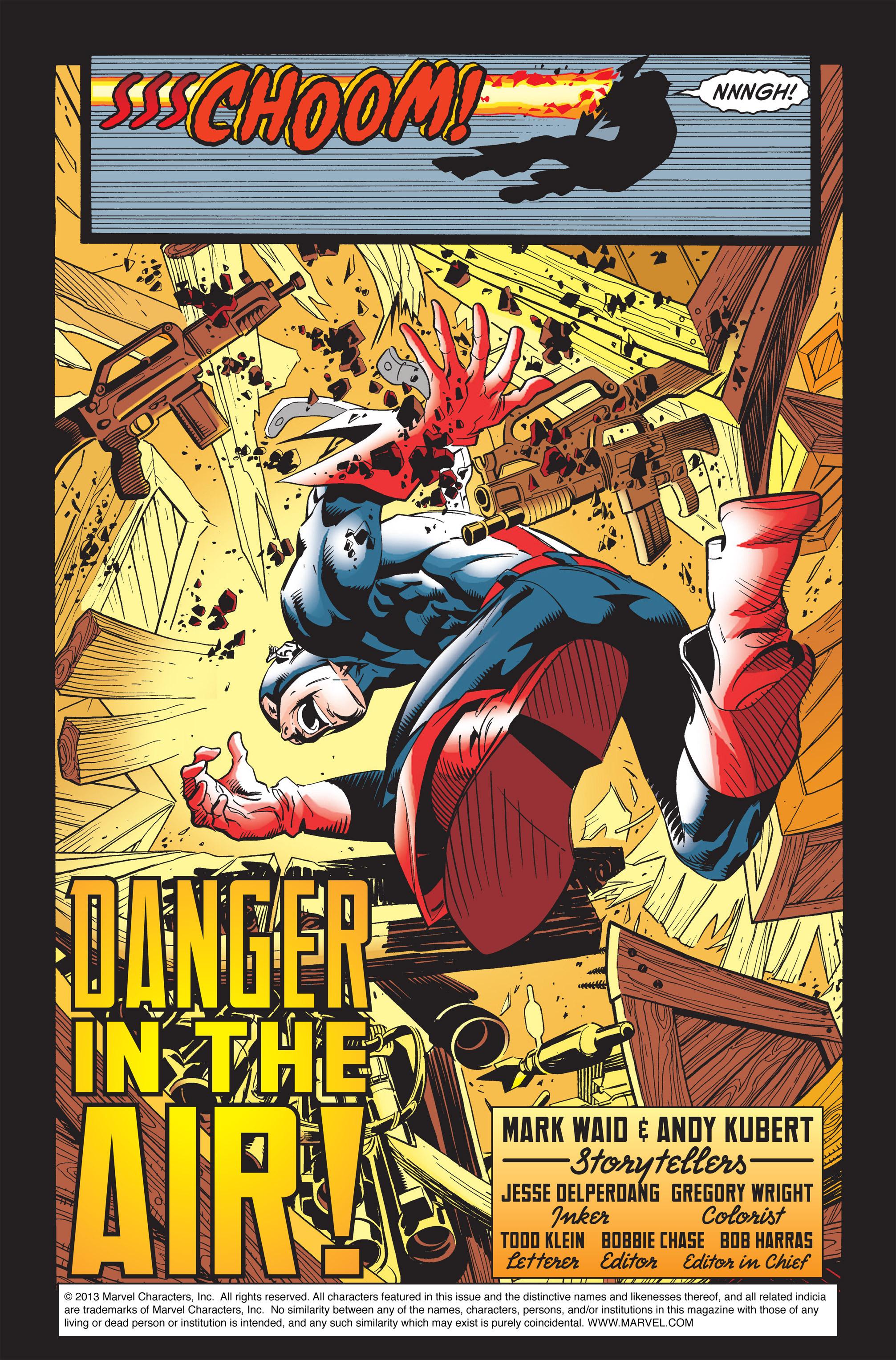 Captain America (1998) Issue #20 #26 - English 4