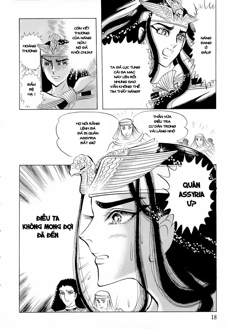 Nữ Hoàng Ai Cập-Ouke no Monshou chap 50 Trang 22 - Mangak.info