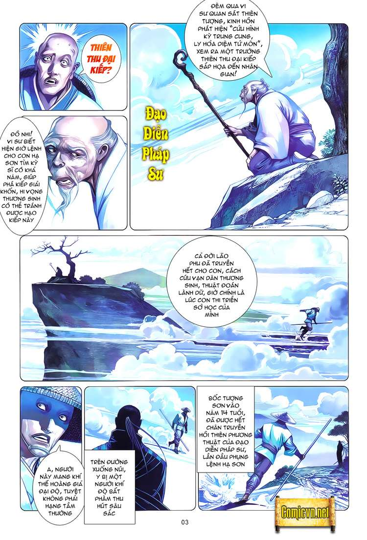 Phong Vân chap 621 Trang 3 - Mangak.info
