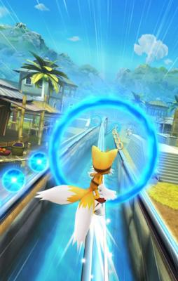 Download Sonic Dash 2: Sonic Boom v1.3.2 Apk