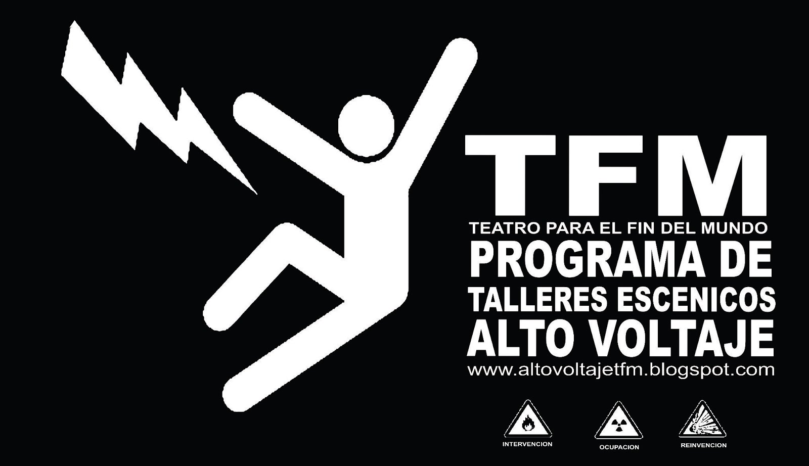 Programa de talleres de intervención TFM