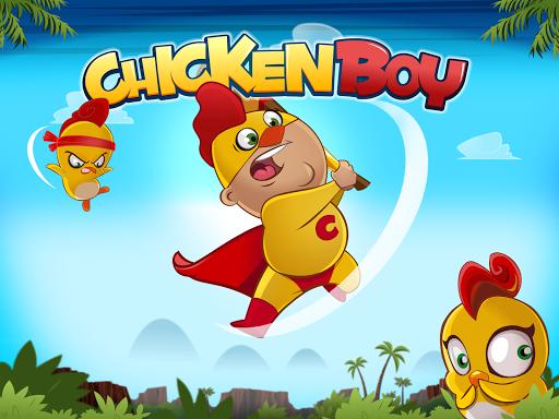 Chicken Boy v1.3.1 APK (Unlimited Coins)
