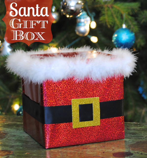 Santa Box Tutorial
