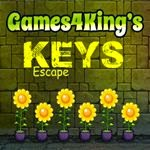 Games4King keys Escape