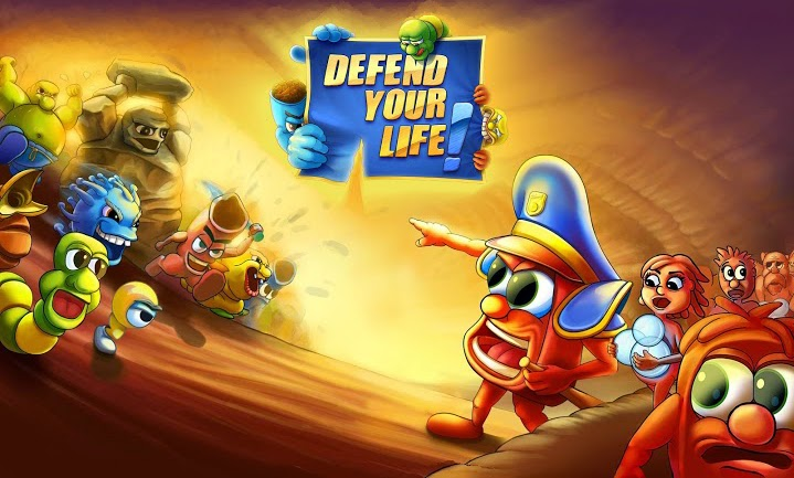 Defend Your Life! Gameplay IOS / Android