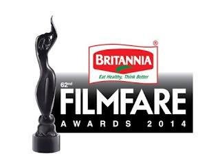 62nd Filmfare Awards Complete Winners List 2015 (Tamil, Kannada, Telugu, Malayalam)