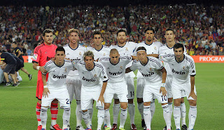 Gambar Real Madrid Squad 2011 Wallpaper 1 La Liga Cf Picture