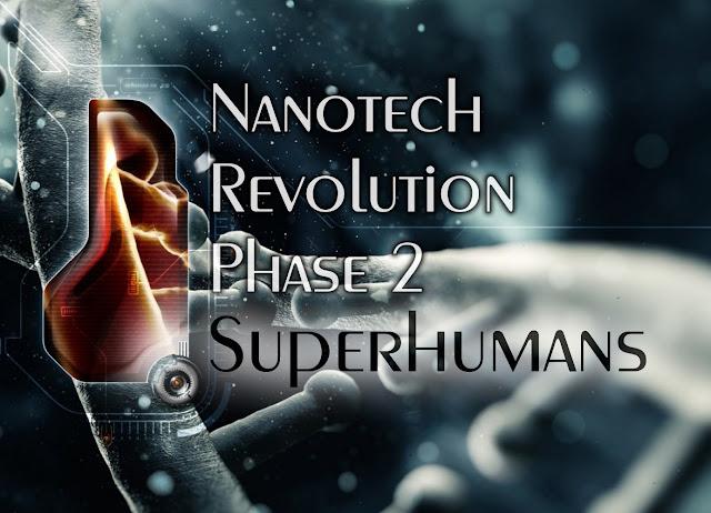 Archon Endgame Nanotechnology-Superhumansphase+2