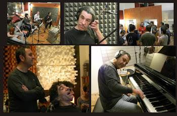 """Grabacíon de La Orquesta Popular de Cámara """"Chango Farías Gómez"""""""