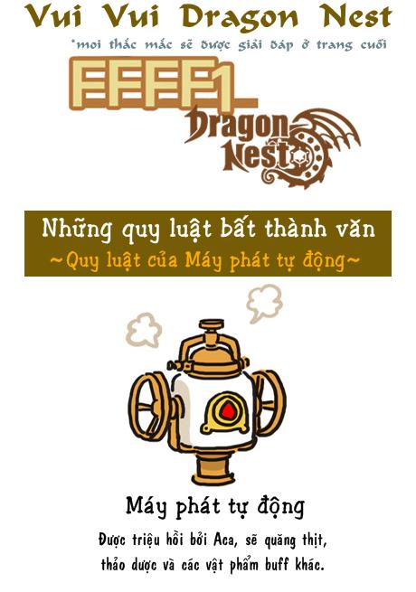 Dragon Nest Random Scribbles chap 11 - Trang 1