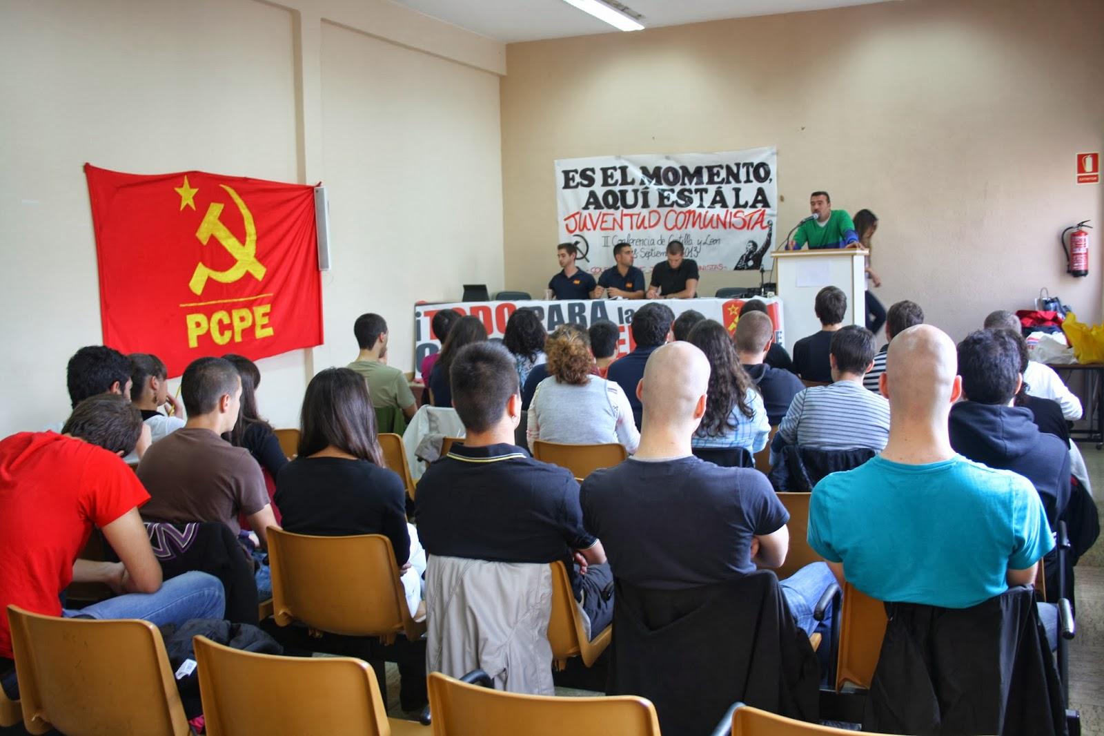 II Conferencia de los CJC en Castilla y León IMG_6561