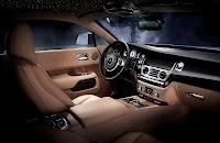 Rolls-Royce Wraith (2014) Interior 1