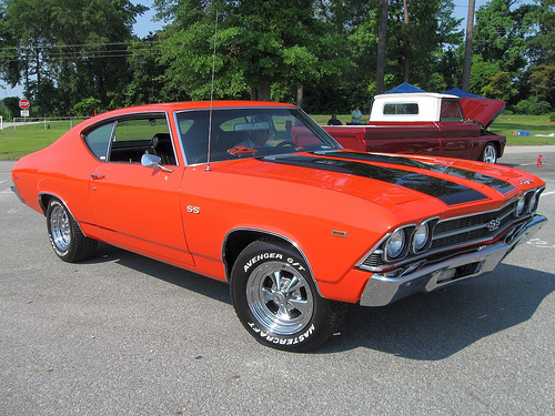 car of the day the chevelle. Black Bedroom Furniture Sets. Home Design Ideas